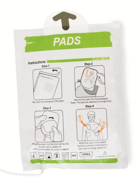 PAD Elektroden