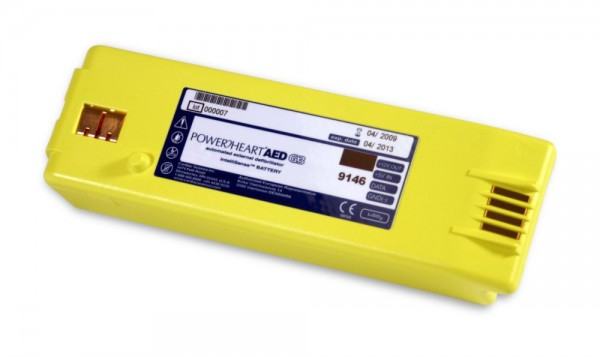 CARDIAC SCIENCE IntelliSense Batterie für Powerheart G3 Plus
