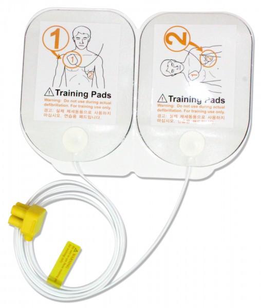 Trainingselektroden für PAD Trainer