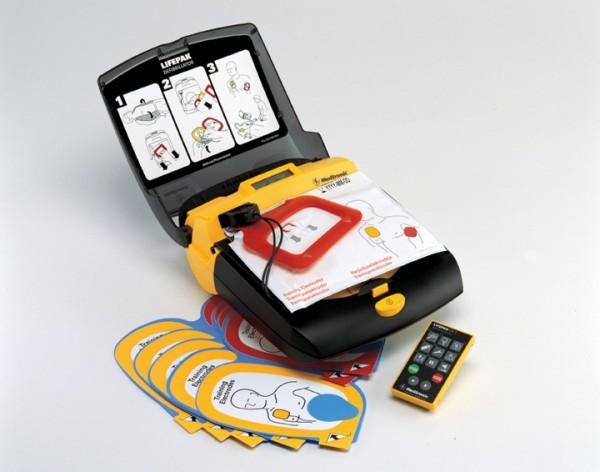LIFEPAK CR-T AED-Trainingssystem