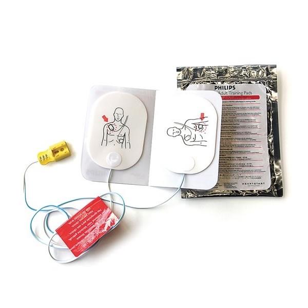 PHILIPS Trainingselektroden für Erwachsene Trainer 2
