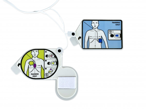 Ersatz-Haftgel für Trainingselektrode CPR Uni-padz II (Box)