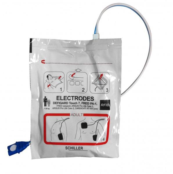 SCHILLER Fred PA1 Elektroden