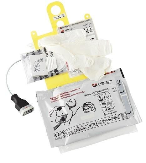 PRIMEDIC SavePads Elektroden PRECONNECT