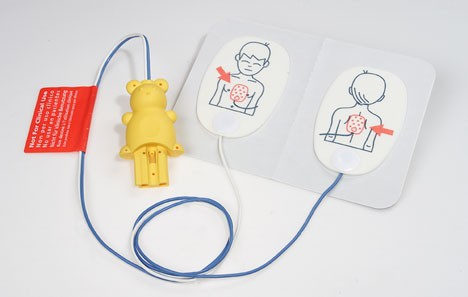 PHILIPS Trainingselektroden für Kinder Trainer 2
