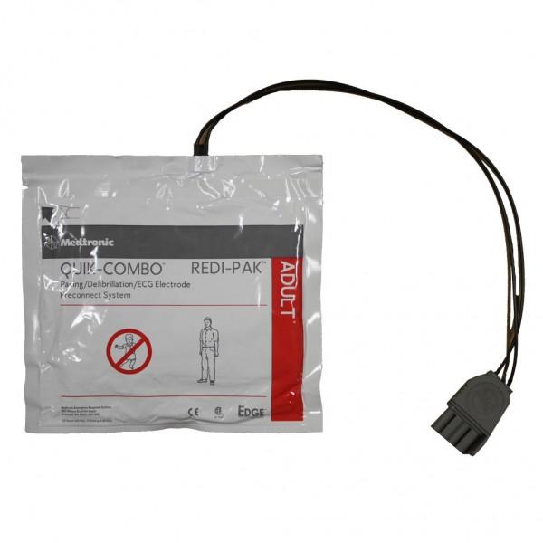 QUIK-COMBO Elektroden für LIFEPAK 1000, 500, 20, 15 und 12