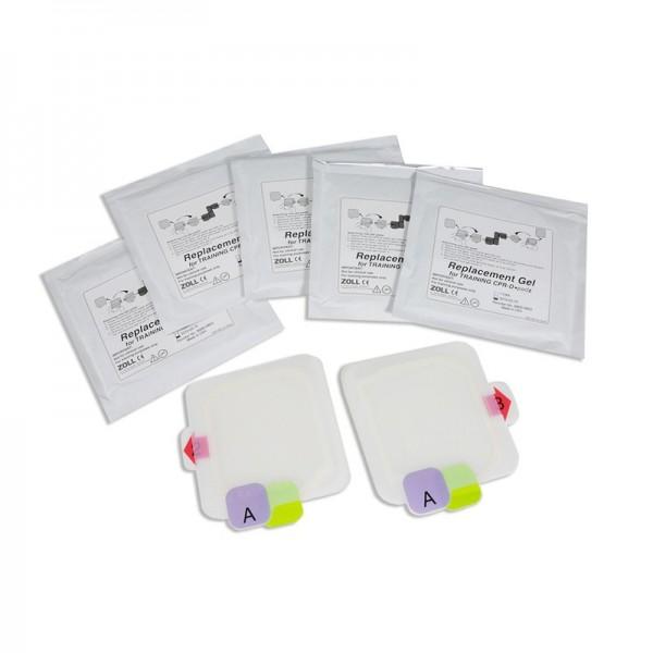 ZOLL Ersatz Klebepads zu Trainingselektrode CPR-D Padz (Box)