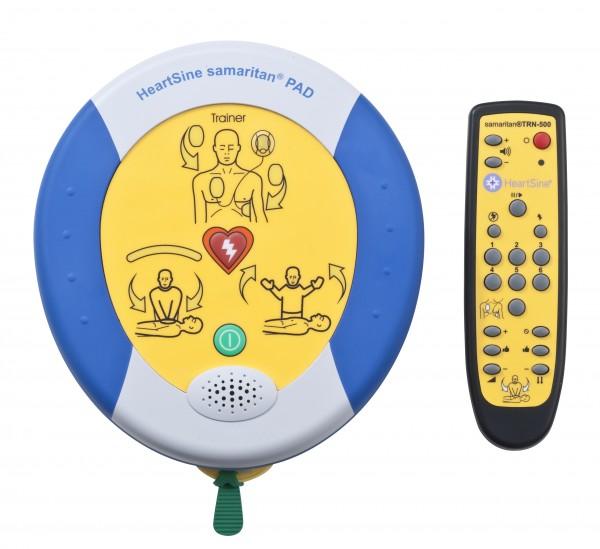 HeartSine SAM 500 Trainingssystem (Halbautomat)