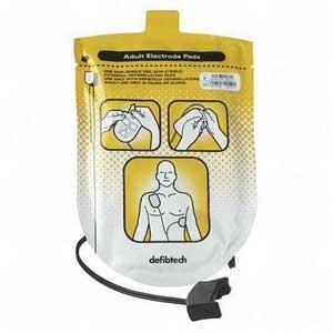 defibtech lifeline aed auto elektroden f r erwachsene. Black Bedroom Furniture Sets. Home Design Ideas