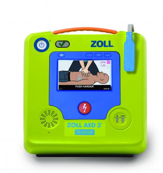 ZOLL AED 3 Trainer DE/FR/IT
